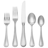 Reed & Barton Chestnut Hill Stainless Steel Extra Heavy Weight 60-Piece Flatware Place Setting