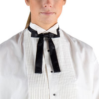 Henry Segal Black Adjustable Band Kentucky Bow Tie