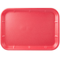 CKF 88071 (#10X14) Rose Foam School Tray 14 inch x 10 inch x 3/4 inch   - 100/Case