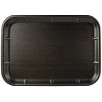 CKF 87815 (#10X14) Black Foam School Tray 14 inch x 10 inch x 3/4 inch - 100/Case