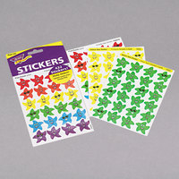Trend T-83904 Stinky Stickers Colorful Star Smiles Scratch and Sniff Variety Pack   - 432/Pack