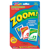 Trend T-76304 Zoom Math Card Game
