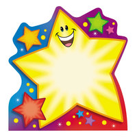 Trend T72066 5 inch x 5 inch 50-Sheet Super Star Note Pad