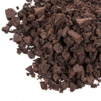 Dutch Treat Chopped Chocolate Cookie Ice Cream Topping - 10 lb.