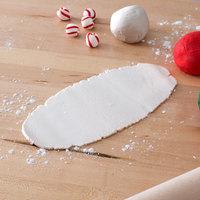Satin Ice 5 lb. White Peppermint Mocha Rolled Fondant Icing