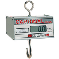 Cardinal Detecto HSDC-200 200 lb. Digital Hanging Scale, Legal for Trade