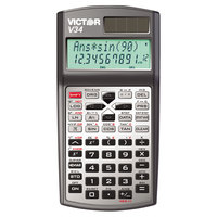 Victor V34 10-Digit LCD Advanced Scientific Calculator