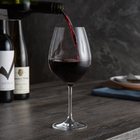 Spiegelau 4728000 Salute 28.5 oz. Burgundy Wine Glass - 12/Case