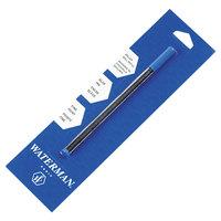 Waterman 1964018 Fine Point Roller Ball Pen Blue Ink Refill