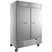 Beverage-Air FB49HC-1S 52 inch Vista Series Solid Door Reach in Freezer
