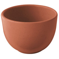 World Tableware DRI-9-C Driftstone 10 oz. Clay Satin Matte Porcelain Bouillon - 12/Case
