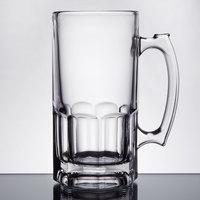 Libbey 5262 Gibraltar 34 oz. (1 Liter) Super Mug   - 12/Case