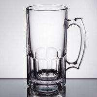 Libbey 5262 Gibraltar 1 Liter Super Beer Mug - 12/Case