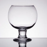 Libbey 3408 Super Stems 51 oz. Super Globe Fish Bowl Glass - 6/Case