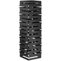 Rosseto SM303 Skycap 30 inch Black Matte Multi-Level Riser