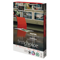 Domtar 85791 First Choice MultiUse 11 inch x 17 inch White 24# Premium Paper - 500/Sheets