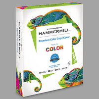 Hammermill 120023 8 1/2 inch x 11 inch Premium Photo White Ream of 80# Color Copy Cover Paper - 250/Sheets