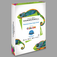 Hammermill 122556 11 inch x 17 inch Premium Photo White Ream of 60# Color Copy Cover Paper - 250/Sheets