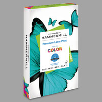 Hammermill 104612 8 1/2 inch x 14 inch Premium Laser White Ream of 24# Copy Paper - 500/Sheets