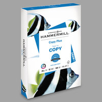 Hammermill 105023 Copy Plus 11 inch x 17 inch White Ream of 20# Copy Paper - 500 Sheets