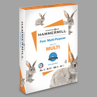 Hammermill 103036 Fore A4 White Ream of 20# Multipurpose Copy Paper - 500/Sheets