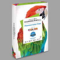 Hammermill 102541 11 inch x 17 inch Premium Photo White Ream of 28# Color Copy Paper - 500/Sheets