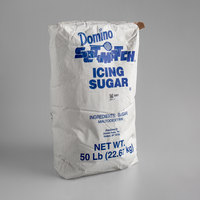 Domino 50 lb. Set & Match Confectioners Icing Sugar