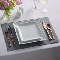 H. Risch, Inc. Seaport 12 inch x 17 1/2 inch Tide Pool Rectangle Placemat