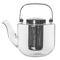 Viva Scandinavia VS34301 Bjorn 25 oz. Glass Teapot   - 8/Case