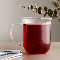 Viva Scandinavia VS71600 Classic 15.5 oz. Simple Glass Mug - 12/Case