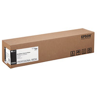 Epson S045243 24 inch x 40' Glossy Finish Exhibition Canvas Roll