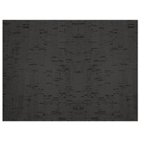 H. Risch, Inc. PLACEMATDX-VINOSLATE Vino 16 inch x 12 inch Customizable Slate Premium Sewn Faux Cork Rectangle Placemat