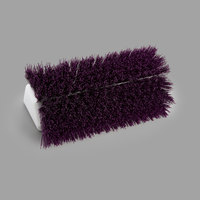 Carlisle 4042368 Sparta Spectrum 10 inch Hi-Lo Purple Floor Scrub Brush
