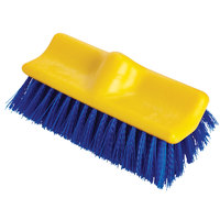 Rubbermaid FG633700BLUE 10 inch Bi-Level Floor Scrub Brush