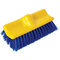 Rubbermaid FG633700BLUE 10 inch Bi-Level Floor Scrub Brush