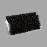 Carlisle 4042303 Sparta Spectrum 10 inch Hi-Lo Black Floor Scrub Brush