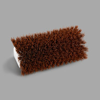 Carlisle 4042325 Sparta Spectrum 10 inch Hi-Lo Tan Floor Scrub Brush