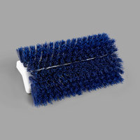 Carlisle 4042314 Sparta Spectrum 10 inch Hi-Lo Blue Floor Scrub Brush