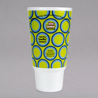 Dart 44AU32 Fusion 44 oz. Foam Hot Cup - For Customization Only - 300/Case