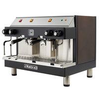 Astra M2S017 Mega II Semi-Automatic Espresso Machine, 220V