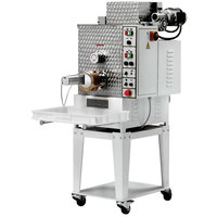 Avancini Floor Model Pasta Machine with 44 lb. Tank Capacity - 208V, 3 Phase, 1 1/2 hp