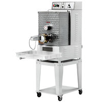 Avancini Floor Model Pasta Machine with 26 lb. Tank Capacity - 220V, 1 Phase, 1 1/2 hp