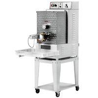 Avancini Floor Model Pasta Machine with 26 lb. Tank Capacity - 208V, 3 Phase, 1 1/2 hp