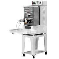 Avancini Floor Model Pasta Machine with 13 lb. Tank Capacity - 220V, 1 Phase, 1 hp