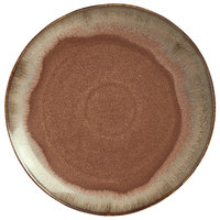 World Tableware HEDON-3 Hedonite 11 7/8 inch Porcelain Plate - 12/Case