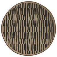 World Tableware AFAR-7C Afar 8 5/8 inch Cream Stoneware Salad Plate - 12/Case