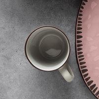 World Tableware DULCET-6G Dulcet 13 oz. Gray Stoneware Mug - 12/Case