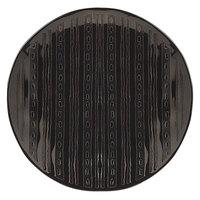 World Tableware AFAR-5B Afar 8 5/8 inch Brown Stoneware Salad Plate - 12/Case