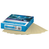 Xerox 3R11056 Vitality Pastel 8 1/2 inch x 11 inch Ivory Ream of 20# Multipurpose Printer Paper - 500 Sheets