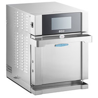 TurboChef Eco Stainless Steel Countertop High-Speed Oven - 208/240V